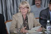 "BOOK LAUNCH ""Revisiting Contemporary South Asia"",  IIC, New Delhi, India, Prof. Dr. Klara Knapp, editor"