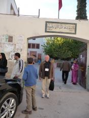 Observation of National Elections in Morocco