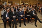 auditorium, centre: Ivica Dacic, Minister of Foreign Affairs of Serbia
